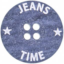 Button 4-hole JEANS TIME