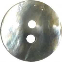 Button 2-hole Mother Of Pearl 13mm