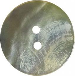 Knopf 2-Loch Perlmutt 23mm