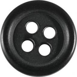 Knopf 4-Loch Standard 15mm