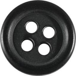 Knopf 4-Loch Standard 28mm