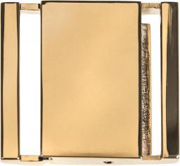 Gürtelschließe 40mm gold