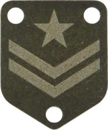 Zierteil Military
