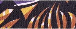 Gurtband 40mm gemustert