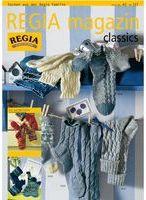 Inspiration 43 Socken aus der großen Regia Familie