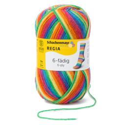 Regia 6-Thread Color 150G