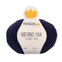 Regia Merino Yak 100g 4-fädig