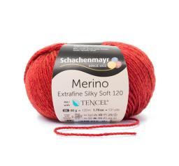 Merino Extrafine Silky Soft 120 50g