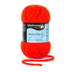Wash+Filz-it! Filzwolle 50g