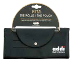 "Plastic Case For Double Pointed Needles ""Rita Die Rolle"""