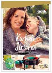 "addiExpress Buch ""Kurbeln stat Stricken"""
