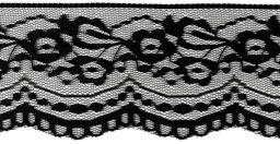 Perlon Lace 68Mm