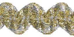 Bogenlitze 15mm Lurex