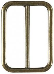 Leiterschnallen Metall 30mm