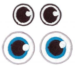 Motif Assortment Eyes 2 Pairs