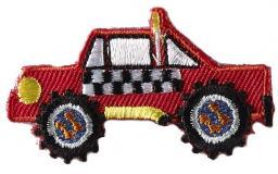 Applikation Geländewagen