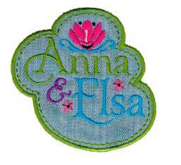 Motif Anna&Elsa