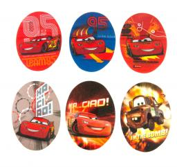 Patches Sort. 6x1 Disney Cars