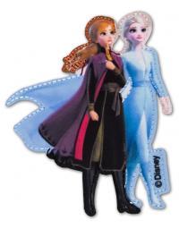 Motif Frozen Anna & Elsa