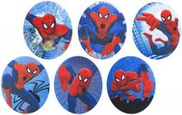 motif assortment 6x1 spiderman