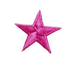 Motif star pink