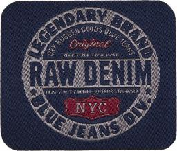 Applikation RAW Denim