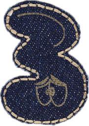 Motif Jeans number 3
