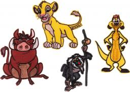 Motif Assortment 4x2 Lion King