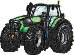 Application tractor small green