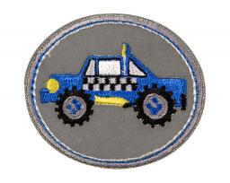 Reflective motif SUV