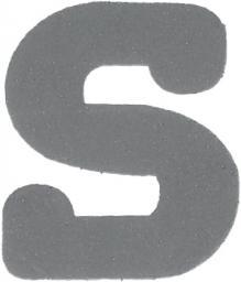 Applikation Reflex Buchstabe S