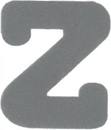 Applikation Reflex Buchstabe Z