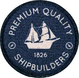 Motif Premium Quality Shipbuilders