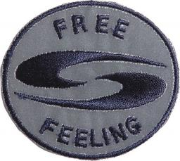 Applikation Reflexmotiv 'FREE FEELING'