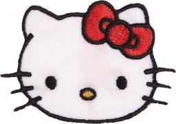 Applikation Hello Kitty Gesicht