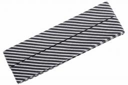 Stripes-Schrägband gef.40/20mm 3m Coupon