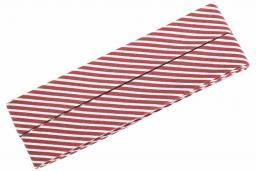 Stripes-Schrägband gef.40/20mm 3m Coupon
