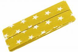 Stars-Schrägband gef.40/20mm 3m Coupon