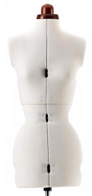 Wholesale Dress Forms Lady Valet S Ecru