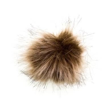 Wholesale Faux Fur Pom Poms 8cm