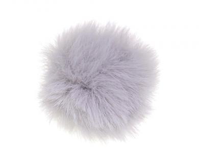 Faux Fur Pom Poms 5cm