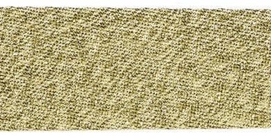 Schrägband gefalzt Lurex 40/20