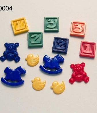 "Großhandel Favorite Findings 4 ""Baby Toys"""
