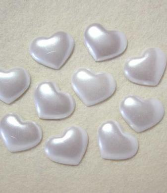 """Favorite Findings 456 """"Pearly Hearts"""""""