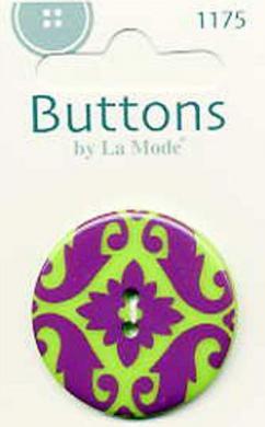 Großhandel Damask Button
