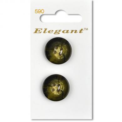 Elegant SB-Knopf Art.590 PG B