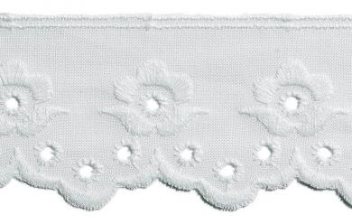 Scalloped Lace 38Mm 100%Co