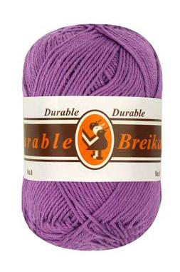 Durable Farb-Baumwollgarn 8 10x50g