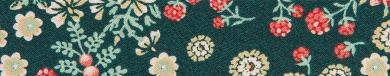 Großhandel Schrägband gef.30/18 Blumen