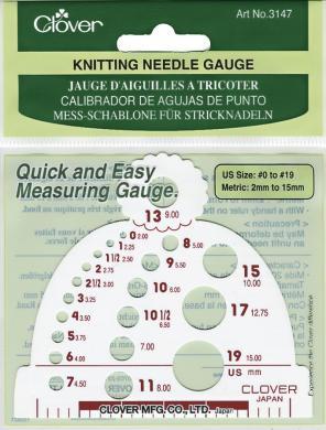 Knitter'S Gauge